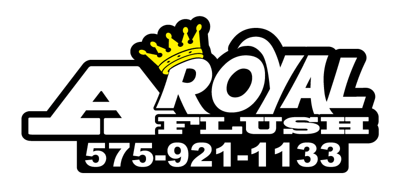 A Royal Flush Logo