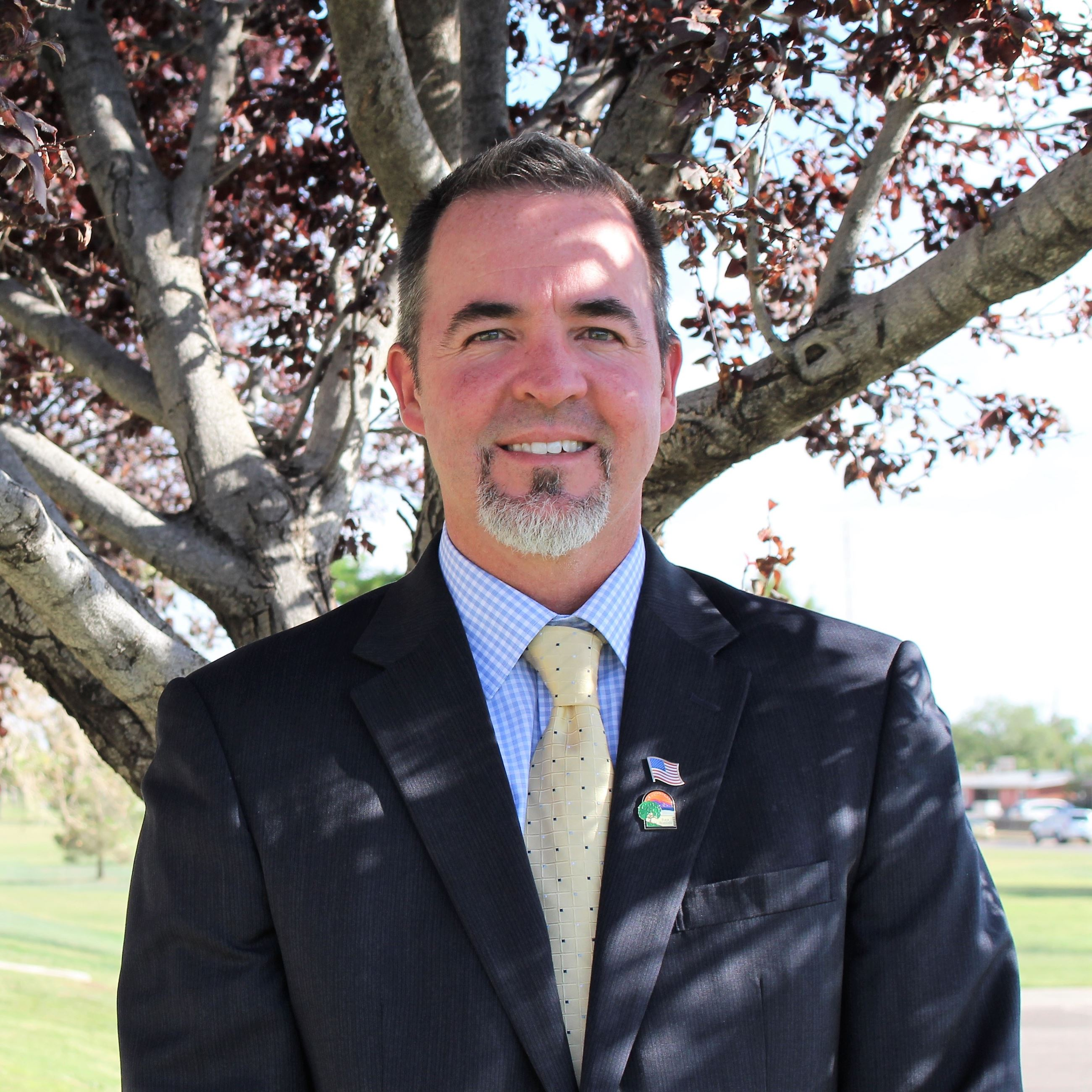 Jason Baldwin, District 1/Mayor Pro-Tem