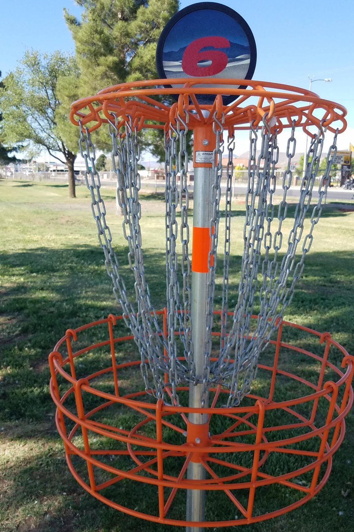 New Disc Golf