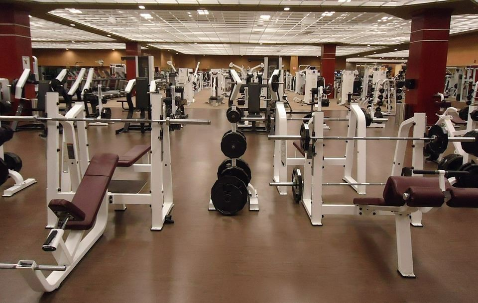 Photo of Gym, Weights, Fitness Equipment and Machines